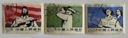 1962 CHINA CUBA Seleberet Used - 1949 - ... People's Republic
