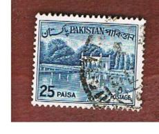 PAKISTAN  -  SG 138  -  1963  SHALIMAR GARDENS   -  USED ° - Pakistan