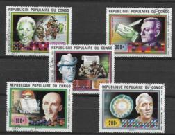 Congo Nobel Price Winners - Nobel Prize Laureates