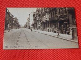 BRUSSEL - BRUXELLES  - SCHAERBEEK - Avenue Princesse Elisabeth - Lanen, Boulevards