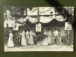 Sedan_SOUVENIR DE LA  FETE PATRIOTIQUE DONNEE LE 25 JUILLET 1908 PAR LA SOCIETE FRANCAISE DE SECOURS AUX BLESSES MILITAI - Sedan