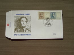 "BELG.1999 2817 ""Journée Du Timbre/dag Van De Postzegel"" FDC - FDC"