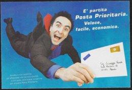 Italia/Italy/Italie: Intero, Stationery, Entier, Propaganda Postale, Postal Propaganda, Propagande Postale - 4. 1944-45 Repubblica Sociale