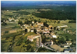 Carte Postale 46.  Escamps  Vue D'avion Trés Beau Plan - France