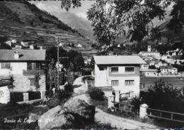 LOMBARDIA - PONTE DI LEGNO - VIAGGIATA 1957 DA PONTE DI LEGNO (ANNULLO CONALBI) - Other Cities