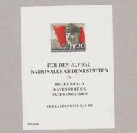 DDR Block 14 Xx #dx4354 - [6] Oost-Duitsland