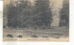 Piepape, Le Pont Et Le Chateau - France