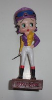 FIGURINE BETTY BOOP : JOCKEY - Figurines