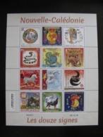 Nouvelle-Calédonie: TB Feuille N° F 1352, Neuve XX . - Nouvelle-Calédonie