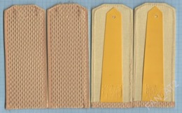 USSR / Soviet Union / RUSSIA .Shoulder Boards Epaulettes Shoulder Straps. Navy. Naval Aviation #13 - Uniforms