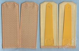 USSR / Soviet Union / RUSSIA. Shoulder Boards Shoulder Straps. Epaulettes. Navy. Naval Aviation #14 - Uniforms