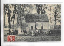 60 - CHAUMONT-en-VEXIN - Château De Bertichères - Chapelle De St-Eutrope - Chaumont En Vexin