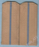 USSR / Soviet Union / RUSSIA. Shoulder Boards Shoulder Straps. Epaulettes. Navy. Naval Aviation #13 - Uniformes