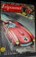 Fripounet Marisette N 25 Année 1964 - Maurice Trintignant Course Automobile - Magazines Et Périodiques