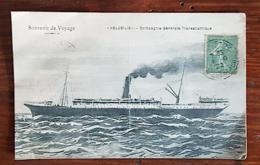 VOLUBILIS - Compagnie Générale Transatlantique - Piroscafi