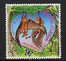 "Nle-Caledonie YT 864 "" Saint-Valentin "" 2002 Neuf** - Unused Stamps"