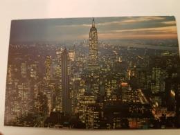 CPA NEW YORK EMPIRE STATE BUILDING - Manhattan