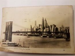 CPA NEW YORK BROOKLING BRIDGE - Manhattan