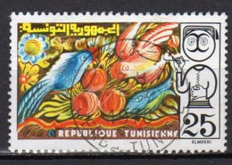 Tunisie Yvert N° 796 Oblitéré Lot 13-35 - Tunisie (1956-...)