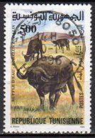 Tunisie Yvert N° 1242 Oblitérélot 13-68 - Tunisia (1956-...)