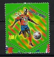 "Nle-Caledonie YT 868 "" Coupe Du Monde De Football "" 2002 Neuf** - Unused Stamps"