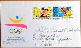 Madrid 30.10.1988 - Barcelona 92 PRE-OLIMPICA - Summer 1992: Barcelona