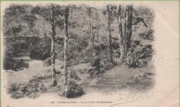 CPA (25), N°139 CONSOLATION Dans Le Parc Du Séminaire, Animée, 5c Blanc De Fuans Pour Besançon 20/06/04 - Other Municipalities