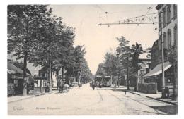 Uccle Ukkel Avenue Brugmann Tram Tramway 1908 - Uccle - Ukkel