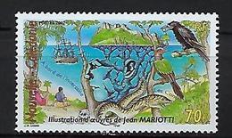 "Nle-Caledonie YT 878 "" Illustration De Livre "" 2002 Neuf** - Neukaledonien"