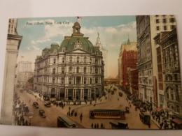 CPA NEW YORK POST OFFICE - Manhattan