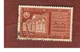 PAKISTAN  -  SG 219 -  1964  ENGINEERING UNIVERSITY  -  USED ° - Pakistan