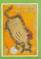 CPM Illustrateur Jean Luc Perrigault.MEAUX. Marne Et Morin. - Illustrateurs & Photographes