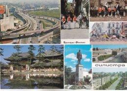 LOT PROPRE DE 900 CARTES TOUTES ETRANGERES ENVIRON 30 PAYS ET + NOMBREUX TIMBRES - Postkaarten