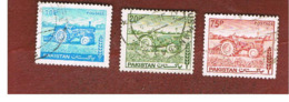 PAKISTAN  -  SG 467.473b -  1978  TRACTOR   -  USED ° - Pakistan