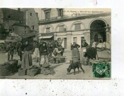 TOURS Marché Aux Legumes - Tours