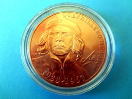 Kuba / Cuba, Münze, Che Guevara, 1 Peso Kupfermünze, 38mm, Unzirkuliert, Kuba, Sehr Rar - Cuba