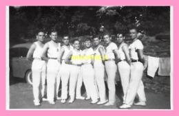 PHOTO   D Athletes à VITRE 1945 - Places