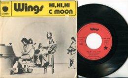 Wings Mc.Cartney - 45t Vinyle - Hi Hi Hi - New Age