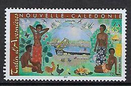 "Nle-Caledonie YT 907 "" Tableau "" 2003 Neuf** - Neufs"