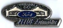 FORD - F15 - 50e ANNIVERSAIRE FORD ZELUS AUTOMOBILES - Verso : SM - Ford