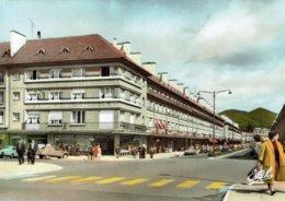88-SAINT-DIE-RUE THIERS-HOTEL LE GLOBE-AUTOMOBILE CITROËN-CORDONNERIE-CHAUSSURES - Saint Die