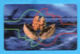 NETHERLANDS Hologram Phonecard MINT - Nederland