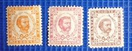Lot De Timbres Du Monténégro 1874/1913 - Montenegro