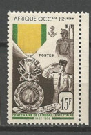 AOF  N° 46 NEUF** LUXE SANS CHARNIERE / MNH - Unused Stamps