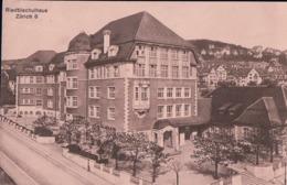 Zürich, Riedtlischulhaus (6) - ZH Zurich