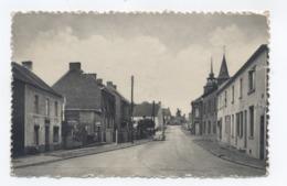 Belgique - Aulnois / Quevy--RUE DE L EGLISE  -RECTO/VERSO - B72 - Belgique