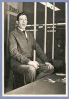 COUPURE De PRESSE 1955 - 17 X 24,5 Cm - PHILIPPE CLAY CHANTEUR ACTEUR - FILMS FRENCH CANCAN NOTRE DAME De PARIS - Autres Collections