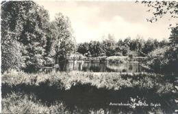 Amstelveen, Park De Braak  (glansfotokaart) - Amstelveen