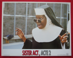 8 Photos Du Film Sister Act, Acte 2 (1993) - Whoopi Goldberg - Albums & Collections