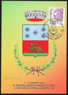 Italia/Italie/Italy: Stemma Comunale, Municipal Coat Of Arms, Blason Municipal - Briefe U. Dokumente